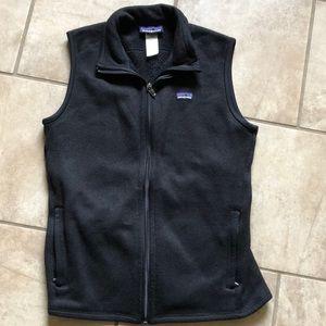 Patagonia black vest